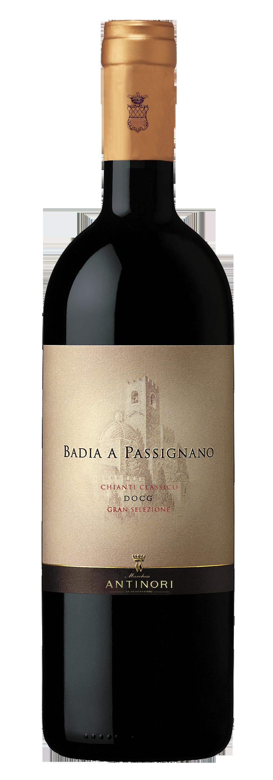 Badia a Passignano 2015