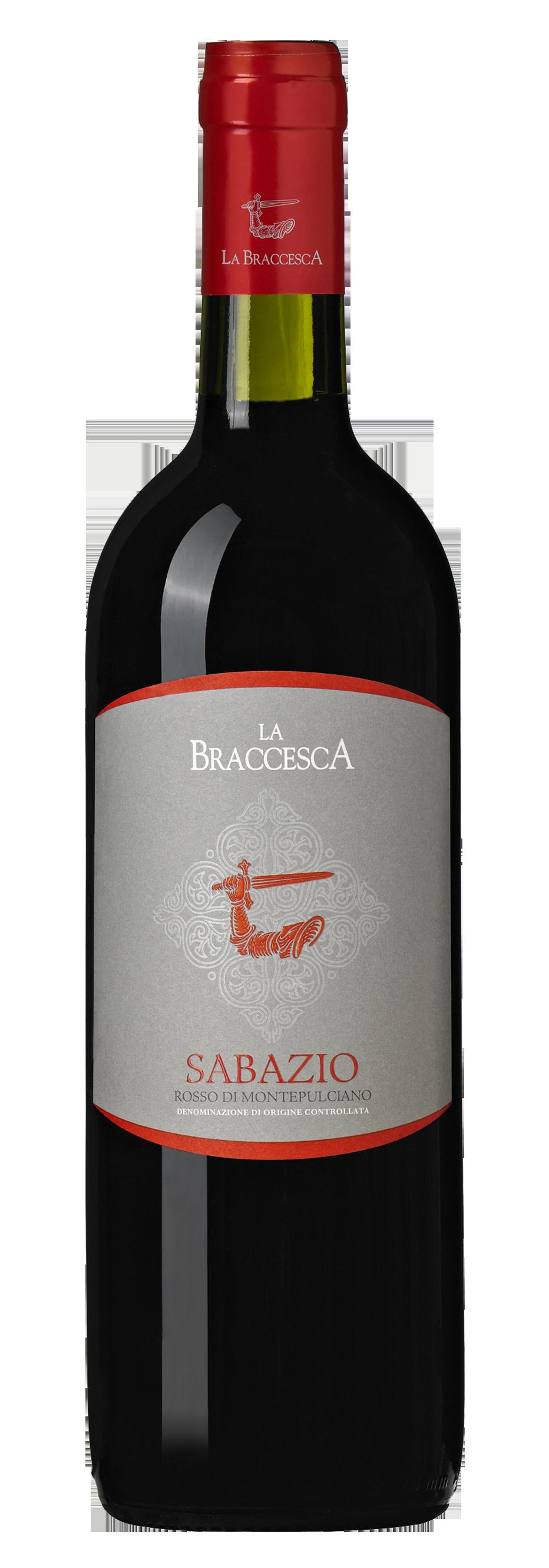 Sabazio Vino Rosso di Montepulciano 2018