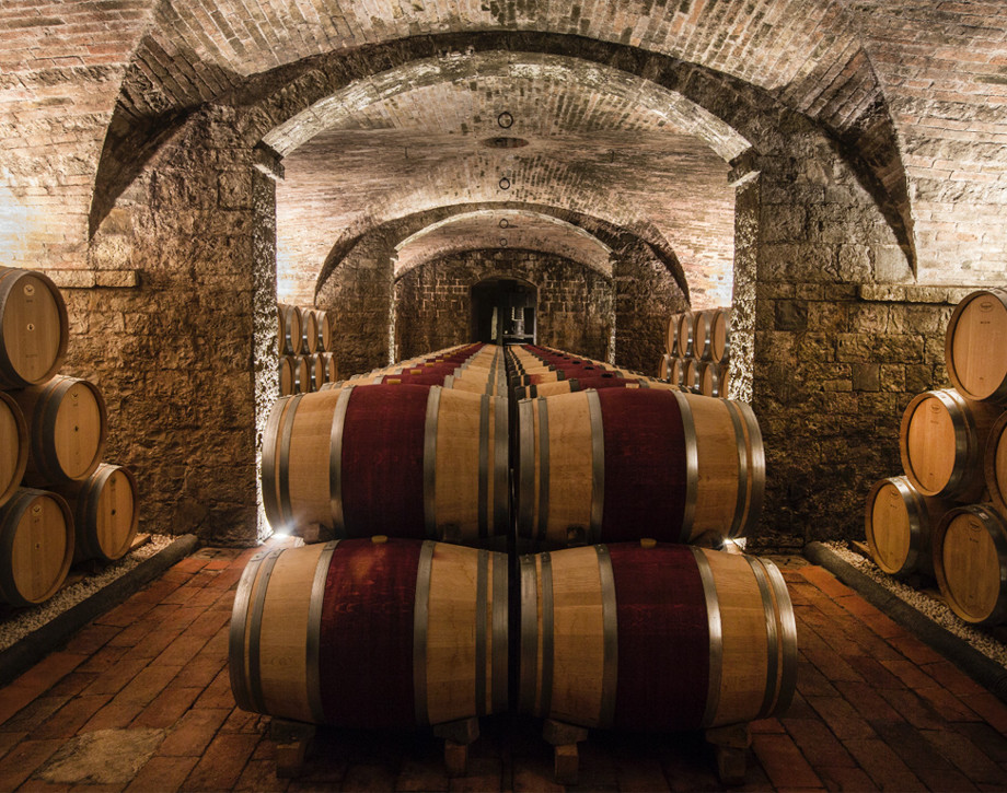 Vinification and Aging Cellars