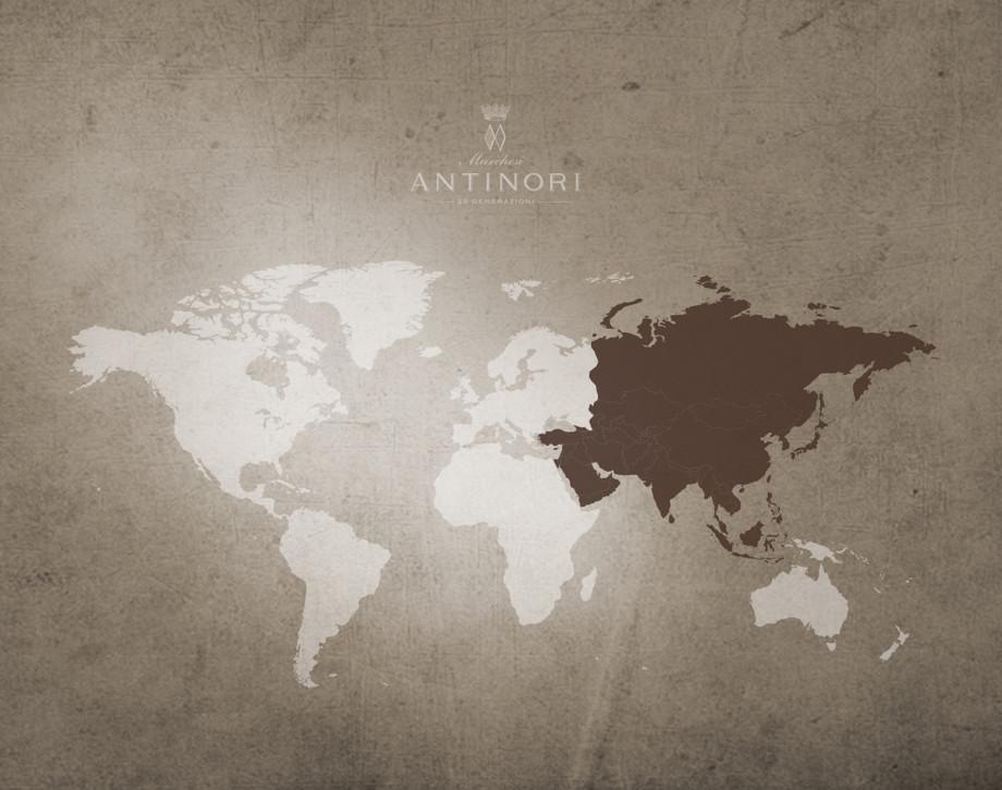 Distribuzione in Asia