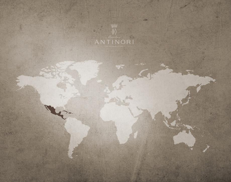 Distribuzione in America Centrale