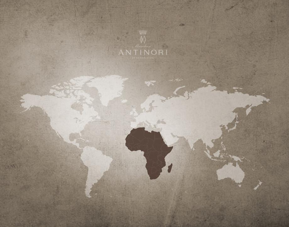 Distribuzione in Africa